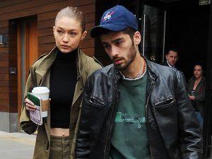 A Month After Their Split, Zayn And Gigi Have Been Spotted Kissing