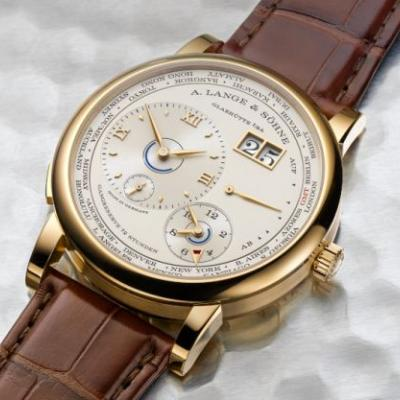 The New Lange 1 Time Zone displays the Saxony manufacture's nigh magical prowess in its Prestige