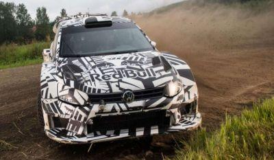 If you wanted to see a last-minute deal to get Volkswagen's unused 2017-spec World Rally Championshi