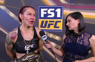 Cris Cyborg reveals which opponent she wants to fight next after beating Holly Holm | UFC 219