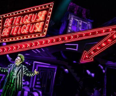 'Beetlejuice' review: Musical is a coke-snorting, F-bombing disaster