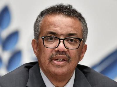 The head of the World Health Organization is quarantining after a contact tested positive for COVID-19