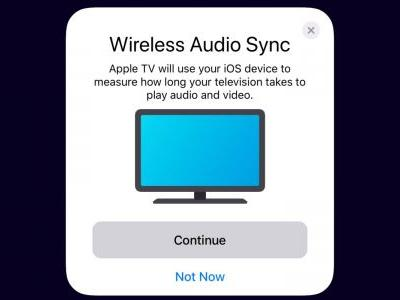 IOS 13 uses your iPhone microphone to fix Apple TV audio sync issues