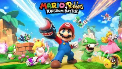 Artwork For Rumored Mario And Rabbids Crossover RPG Leaks Online