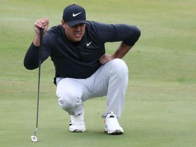 CJ Cup: Defending champion Brooks Koepka withdraws citing knee injury