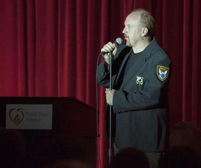 Grappling not only with Louis C.K., but sexism and power in comedy
