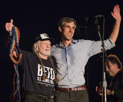 Watch Willie Nelson Perform New Song At Beto O'Rourke Rally