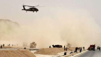 Behind The Scenes, A Major Choice Looms On Afghanistan