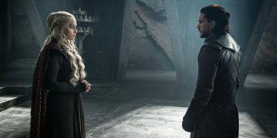 Game of Thrones Director Confirms Jon/Dany Romance in the Cards
