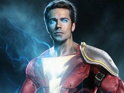 What Zachary Levi Could Look Like as Shazam
