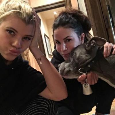 Yummy! Sofia Richie Shows Off Her Mom Diane Alexander's 'Famous Salad'