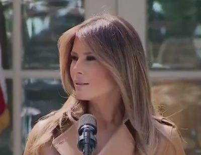 Melania Trump 'Hates to See Children Separated' at Border, Spox Says