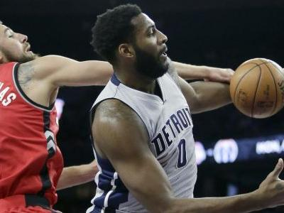 Wednesday game preview: Toronto Raptors at Detroit Pistons