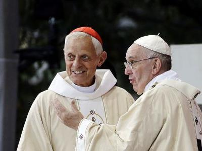 Pope accepts Washington cardinal's resignation amid scandal
