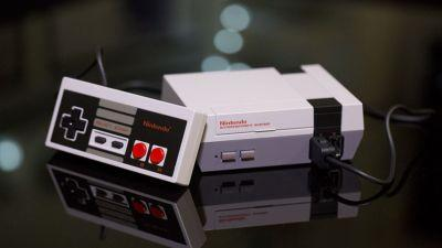 Gamers are hacking the NES Classic Edition to add more games