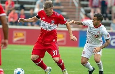 TFC get much-needed boost with win over Fire