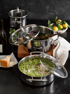 Risotto with Watercress Pesto