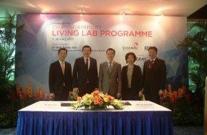 Changi Airport Launches Living Lab To Create Next Generation Of Solutions For The Airport