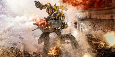 Transformers: The Last Knight TV Spot Features Bumblebee's New Trick