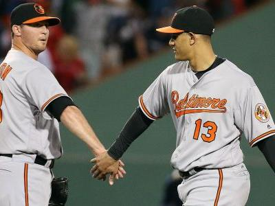 MLB trade rumors: Orioles prefer to move Manny Machado, Zach Britton in separate deals