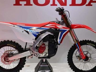Honda CR Electric Motocross Prototype Unveiled At Tokyo Motorcycle Show