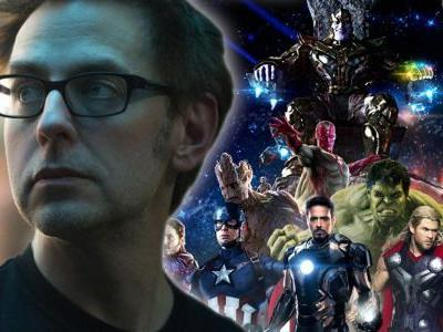 Guardians of the Galaxy Director Says Infinity War is 'Incredible'