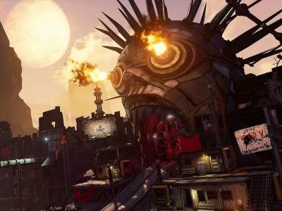 Borderlands 3 gameplay video highlights Sanctuary, missions, vehicles, weapons, and good old fashioned mayhem