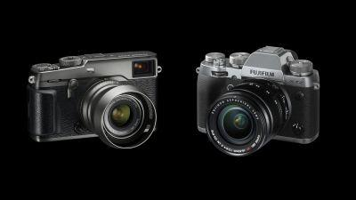 Fujifilm goes graphite with X-T2 and X-Pro2