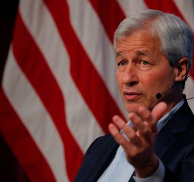 JPMorgan's Jamie Dimon says the coronavirus crisis is a 'wake-up call' to tackle economic inequality
