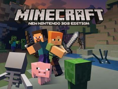 Minecraft: New Nintendo 3DS Impressions