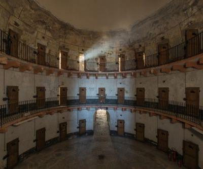 The Architecture of Surveillance: The Panopticon Prison