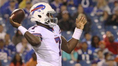 Bills trade QB Cardale Jones to Chargers