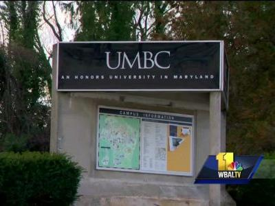 UMBC student robbed at knifepoint on campus, police say