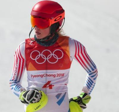 Bad day for Mikaela Shiffrin: She vomited after first run and finished fourth