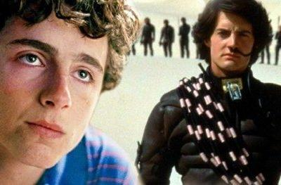 Dune Remake Wants Timothee Chalamet in the LeadOscar-nominee