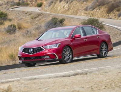 2018 Acura RLX Sport Hybrid SH-AWD First Drive: Prettier But Essentially Unchanged