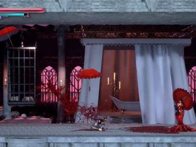 New Footage Of Bloodstained: Ritual Of The Night By Former Castlevania Head