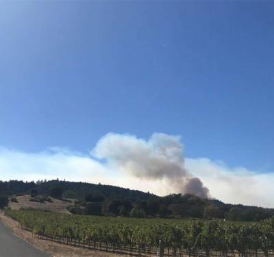"Wine country fires: ""Buy Napa and Sonoma wines"" to support their communities"