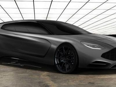 Aston Martin 'Furia' Burns Hotter Than Any Other Hatchback