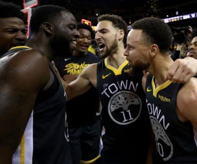 'We Stole That Game': Warriors Take 2-0 Series Lead Against Portland