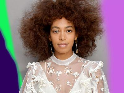 Solange Gets Emotional About Her Teen Pregnancy In An Open Letter To Her Younger Self