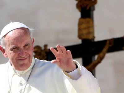 If Pope Francis goes vegan for Lent, $1 million will be donated to charity