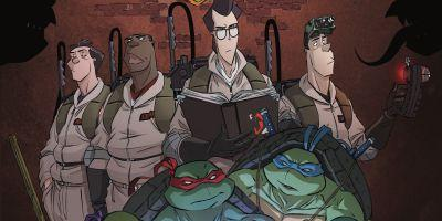 TMNT Will Crossover With Original Ghostbusters Again