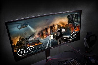 LG's 34UC89G 21:9 Curved Display with G-Sync, 144 to 166 Hz, Available for $999
