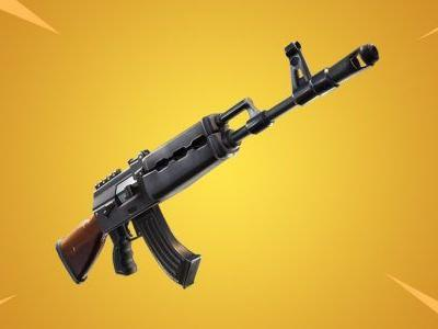 Fortnite patch v6.22 adds Heavy Assault Rifle, Team Terror and Blitz LTEs