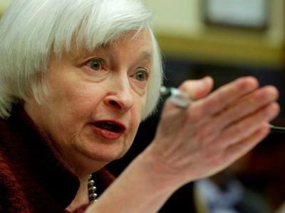 A one-word change in Yellen's remarks could have big implications for interest rates