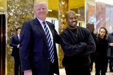 Donald Trump Thanks Kanye For His Ability to 'Tell the Truth,' Says African American Unemployment Rate is Lowest Ever