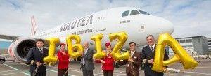 Southampton Airport Welcomes New Route To Ibiza With Volotea