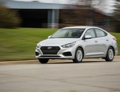 2018 Hyundai Accent Manual Tested: Surprisingly Satisfying-Fun, Even