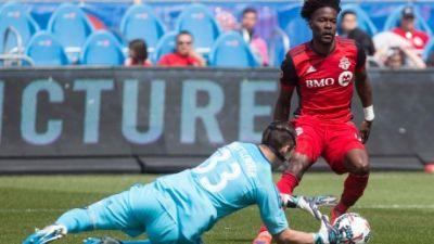 Ricketts plays hero to extend TFC's franchise-record win streak to 6